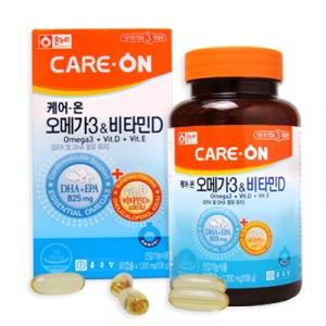 케어온오메가3&비타민D