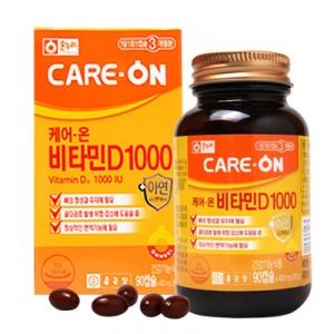 케어온비타민D1000