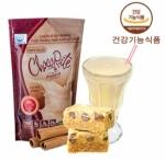 초코라이트단백질식이섬유(쿠키도우)