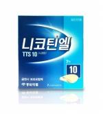니코틴엘TTS10