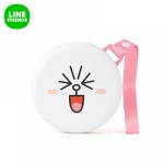 라인프렌즈 마카롱휴대용보조배터리5200mAh(코니)