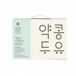 서울대 밥스누 쌀눈으로 더똑똑한 약콩두유(24팩)